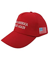 Cocobla Make America Great Again 2016 US D.Trump Hat Adjustable Baseball Cap (3)