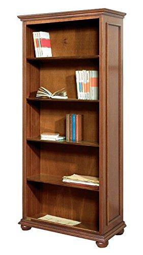 Arteferretto Libreria De Madera En Estilo Clasico Estanteria De - Bibliotecas-de-madera