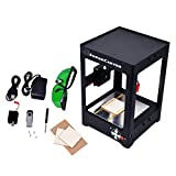 Miyare SuperCarver K2 1000MW USB DIY Engraver Machine 1W High Power DIY Metal Shell Material Upgrade Engraver Machine High-precision High-power Multi-function