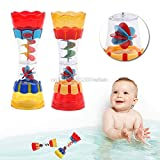 Best ALEX Toys Dolls - Children Baby Bathing Swim Toy Plastic Bath Water Review
