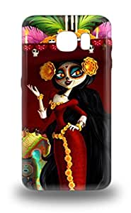 New American Book Of Life Tpu Skin 3D PC Case Compatible With Galaxy S6 ( Custom Picture iPhone 6, iPhone 6 PLUS, iPhone 5, iPhone 5S, iPhone 5C, iPhone 4, iPhone 4S,Galaxy S6,Galaxy S5,Galaxy S4,Galaxy S3,Note 3,iPad Mini-Mini 2,iPad Air )