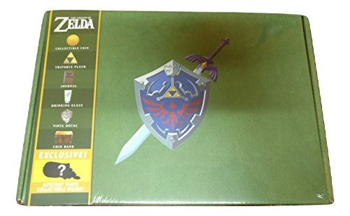 The Legend of Zelda Culturefly Collector Mystery Box Limited Exclusive - Exclusive Collector Case