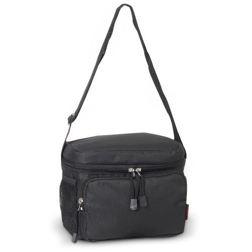 Everest Cooler / Lunch Bag Color: Black