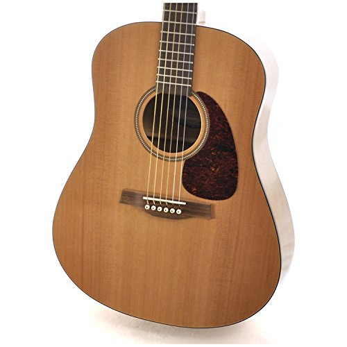 [해외]갈매기 S6 기존 어쿠스틱 기타 w 무료 $ 49 갈매기 로고 자루 가방 및 프리 스탠드/Seagull S6  The Original  Acoustic Guitar w Free $49 Seagull Embroidered Logo Gig Bag and Free Stand