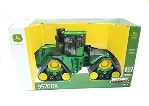 John Deere 1/16 9570RX 100 Years Edition Prestige Edition Tractor Toy - LP69414