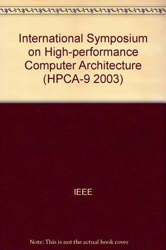 - High-Performance Computer Architecture (Hpca-9 2003), 9th International Symposium