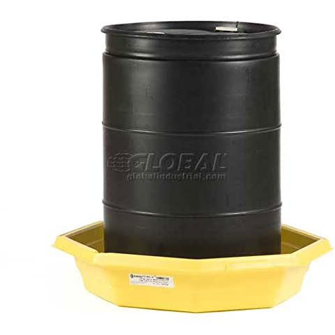 Spill Sump - For 55-Gallon Drums - 55 Gallon Drum Spill Containment