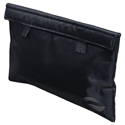 """Skunk Mr Slick Smell Proof Bag 11""""x6"""" (black/black)"""
