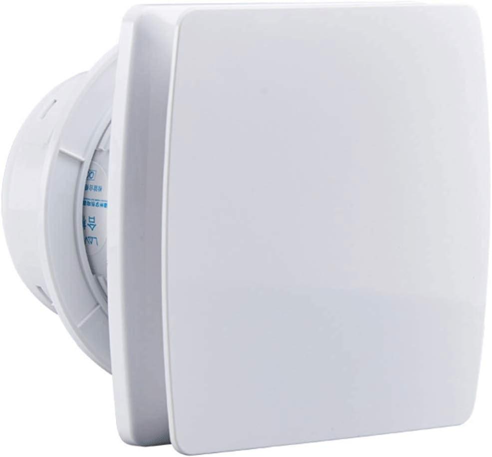 YUTRD ZCJUX Ventiladores Ventilador de ventilación de Escape silencioso Premium, conducto de Motor de CA