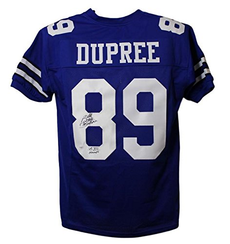 458957163 Billy Joe Dupree Autographed Dallas Cowboys Blue XL Jersey SB XII 11129 -  JSA Certified - Autographed NFL Jerseys at Amazon s Sports Collectibles  Store
