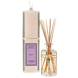 Votivo St Germain Lavender Aromatic Reed Diffuser 7.3 Oz / 216 Ml