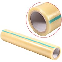 Yosoo Carpet Protector, Self Adhesive Protective Tape Plastic Carpet Protection Film 60cmX100m Roll Carpet Cover Rug Protection Roll