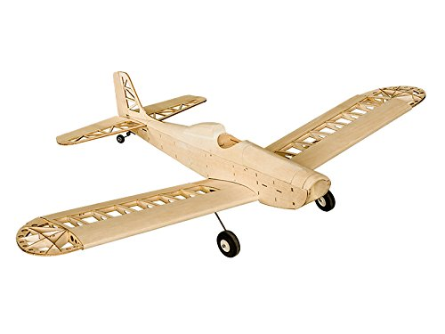 Radio Controlled Rc Model Airplane (RC Airplane 4CH Radio Remote Controlled Electronic& Gas Powered Airplane Laser Cut Balsa Wood Training Aircraft Wingspan 1380mm Astro Junior Building Kit)