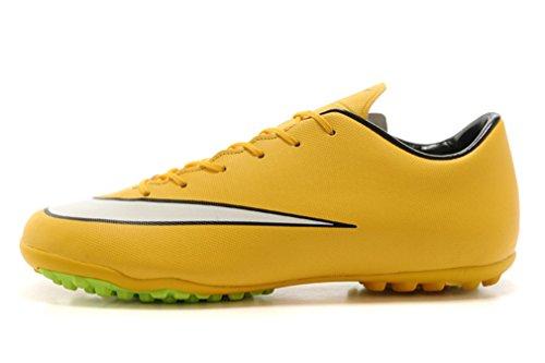 Herren Mercurial Victory V TF–Laser orangewhiteblack Low Fußball Schuhe Fußball Stiefel