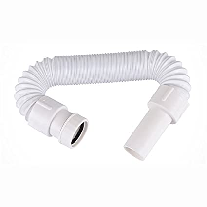 Bathroom Drain ABS Spring Flexible Plastic Cess-Pipe Drain Plumbing Plomberie Flexible Drain Hose Kitchen  sc 1 st  Amazon.com & Amazon.com: Bathroom Drain ABS Spring Flexible Plastic Cess-Pipe ...