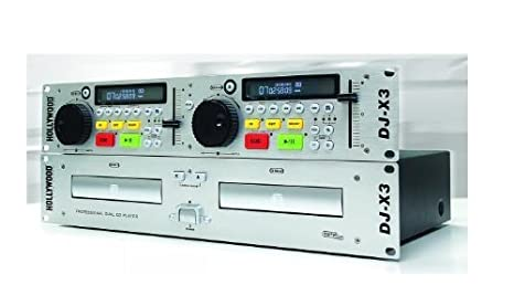 3000 W PA Equipo Cajas Amplificador Reproductor CD doble mesa de ...