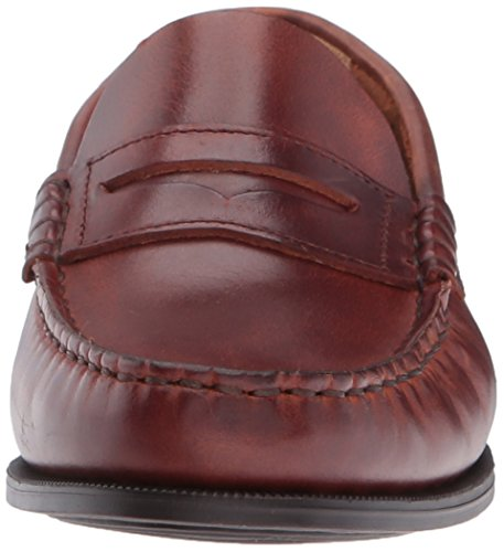 Oiled Waxy Loafer Sebago Leather Brown Ii Plaza Women's wZAZYq7X