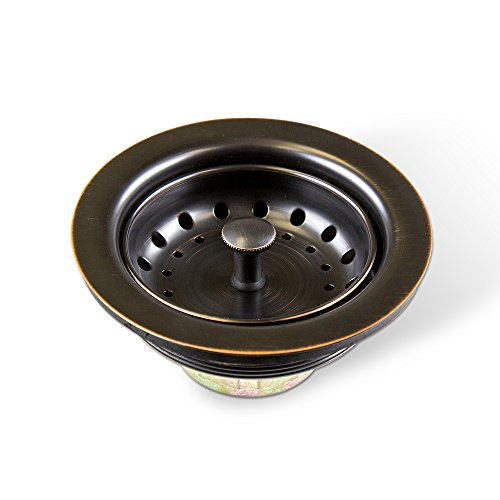 3 1/2 Kitchen Sink Strainer - 7