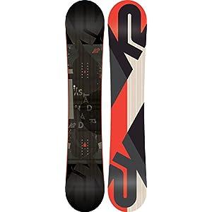 K2 Men's K2 Standard: Snowboard Board 2017