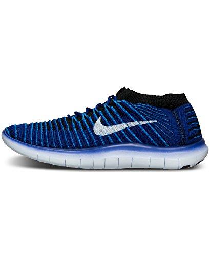 Blue photo black Damen White Flyknit Nike Concord RN Free W Motion Laufschuhe Orange SxHqPF