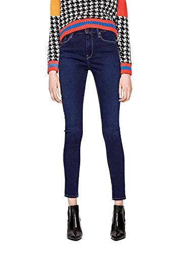 Donna Regent Blue Jeanss Pepe Jeans qRO1Efw8