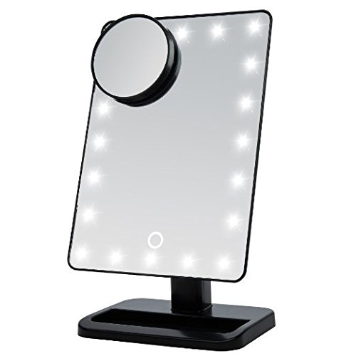 E Plaza Creative Multi Functional Make Up Mirror Light Led