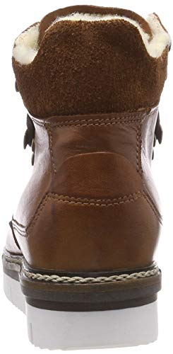 Bianco Boot Warm 240 cognac Braun Donna Hiking Stivali rrAEw4q