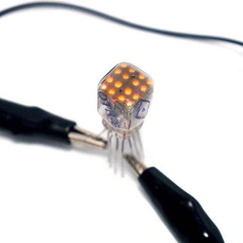 ULTRARARE matrix dot nixie vfd indicator display ITM1A ITM-1A NEW, (Vacuum Fluorescent Display)