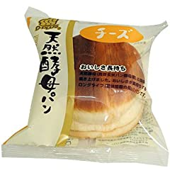 This bread is light and fluffy with thin lines of creamy cheese filling throughout the pastry. Rather than clumping the cheese up like other candies pastries do, this bread has it in a smooth, underlying effect so there's only about as much c...