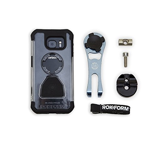 Rokform Galaxy S7] Pro Series Bike Mount Kit & Rugged Pho...