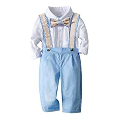 Welcome to tommelise,all our items are well-made.You'll love these cute and comfy CLOTHES!New In Fashion,cotton material,soft,breathable and comfortable,Cute Cartoon Design, Make your Prince and Princess more Adorable. Feature:❤❤Cotton blend....