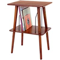Crosley ST66-PA Manchester Entertainment Center Stand, Paprika