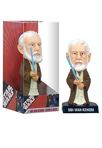 Obi Wan Bobble Head
