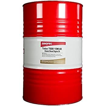 Sae 40 Wt Diesel Engine Oil 55 Gallon Drum
