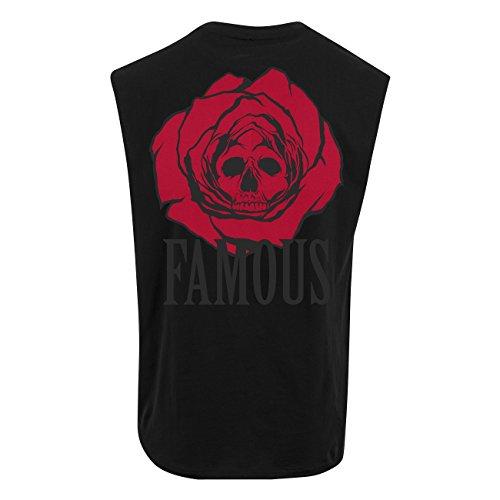 Famous Stars and Straps Deadrose Sleeveless T-Shirt