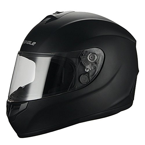 Full Face Street Bike Helmets - 5