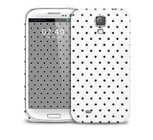 b w spots Samsung Galaxy S4 GS4 protective phone case