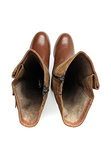 Tamro Marina - Brown Combi Leather