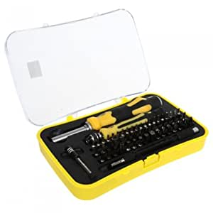 57-in-1 Professional Hardware Screw Driver Tool Kit