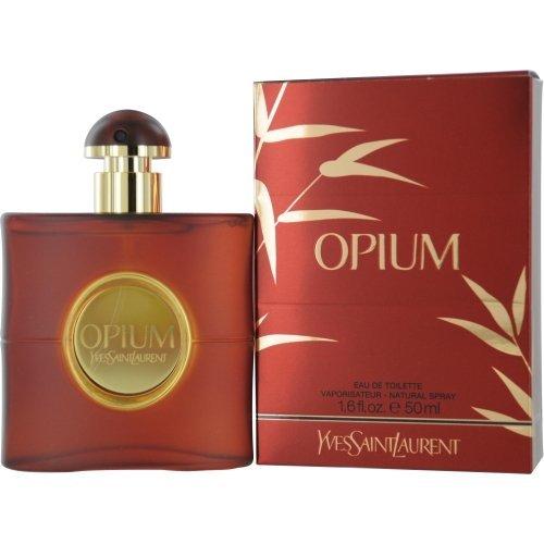 Edt Opium Ounce 1.6 - Opium/Ysl Edt Spray 1.6 Oz (W)