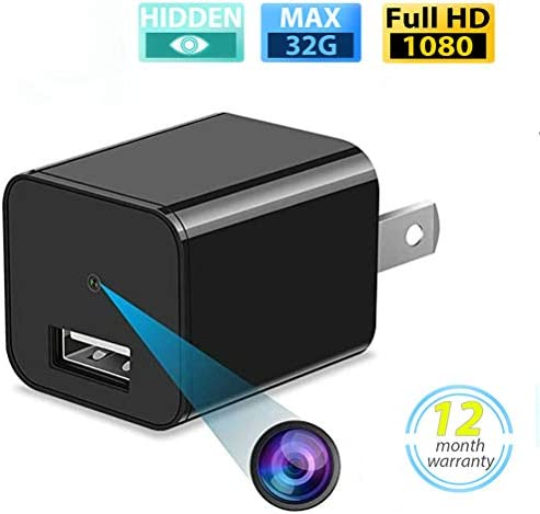 Hidden Camera USB Charger Wireless Surveillance product image