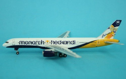 PH4MON318 Phoenix Models Monarch FlyKandi B757-200 Model Plane (Plane B757)