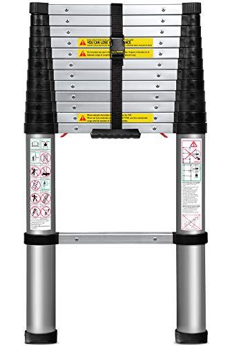 Telescoping Ladder 12.5 FT
