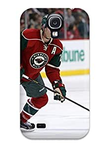 Brandy K. Fountain's Shop Best 4283612K707006383 minnesota wild hockey nhl (36) NHL Sports & Colleges fashionable Samsung Galaxy S4 cases