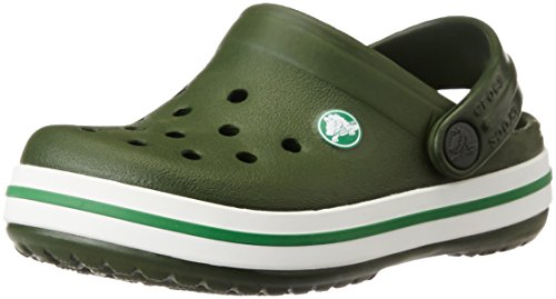 Large Product Image of Crocs Kid's Crocband Clog  | Slip On Water Shoe for Toddlers, Boys, Girls | Lightweight