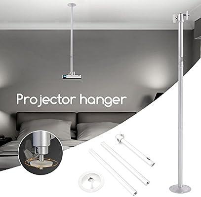 Hanbaili Soporte de montaje en pared para techo, proyector de ...