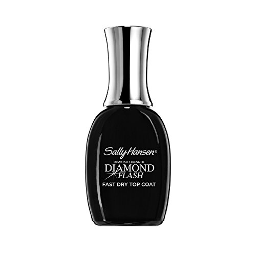 Sally Hansen Treatment Diamond Flash Fast Dry Top Coat, 3482, 0.45 Fluid Ounce by Sally Hansen