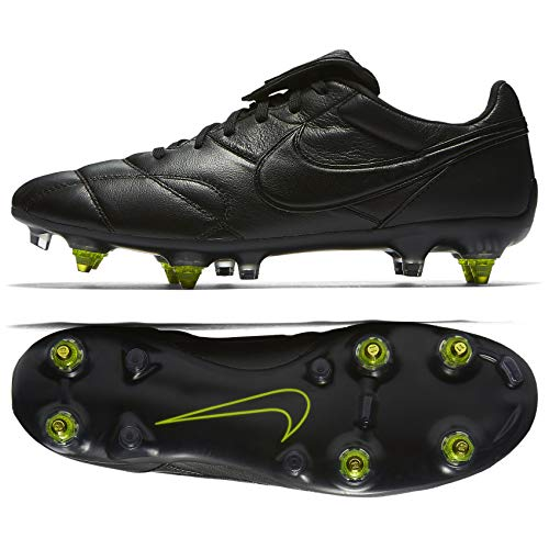 (NIKE The Premier II SGPRO AC Mens Soccer-Shoes 921397-003_8 - Black/Black-Black)