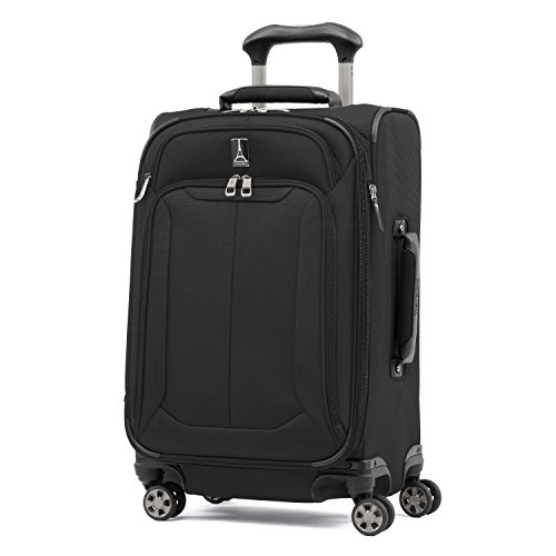 Travelpro Skypro Lite 21'' Expandable 8-Wheel Luggage Spinner (Black) by Travelpro