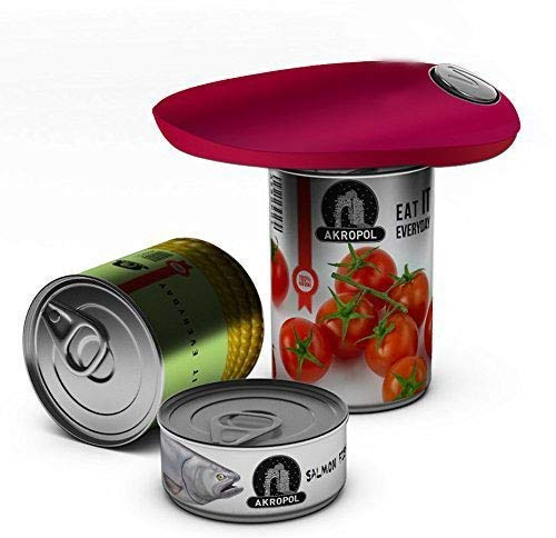 instecho Electric Can Opener, Restaurant can Opener, Smooth Edge Automatic Electric Can Opener! Chef's Best Choice by instecho (Image #6)